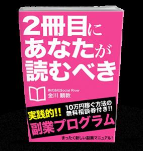 2冊目にあなたが読むべき副業プログラム~主婦・サラリーマン・学生でも3ヶ月で100万を稼がすノウハウを徹底解説~